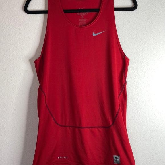 uudet tarjoukset kuumia uusia tuotteita hyvä rakenne Nike pro combat dri fit compression tank